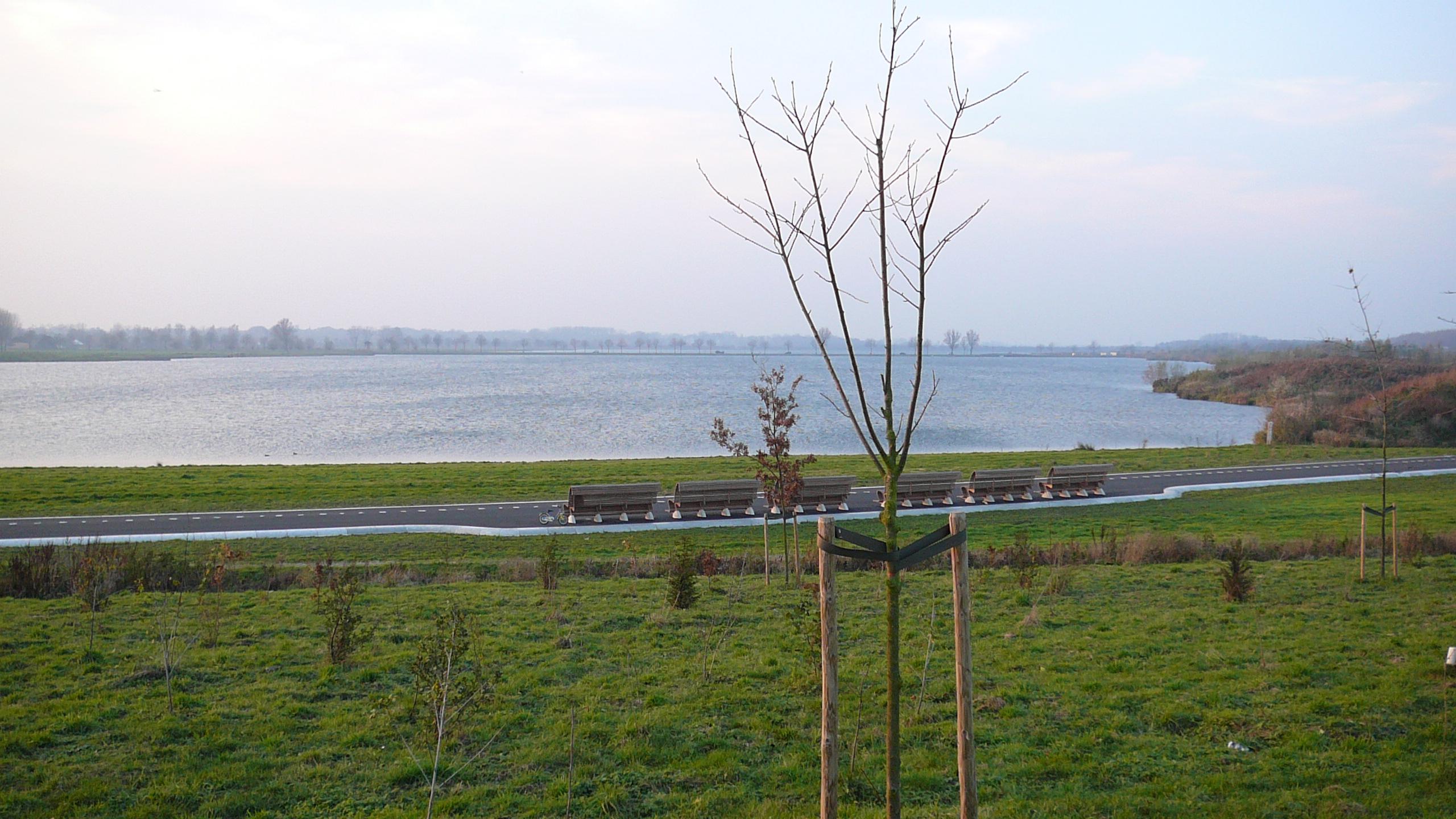Stadsstrand Haarrijnseplas aan het Lint